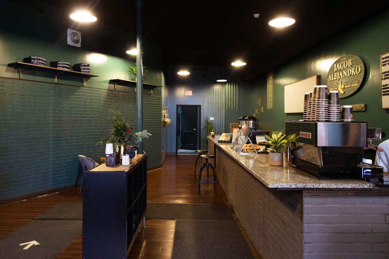 Jacob Alejandro Coffee Troy NY 1