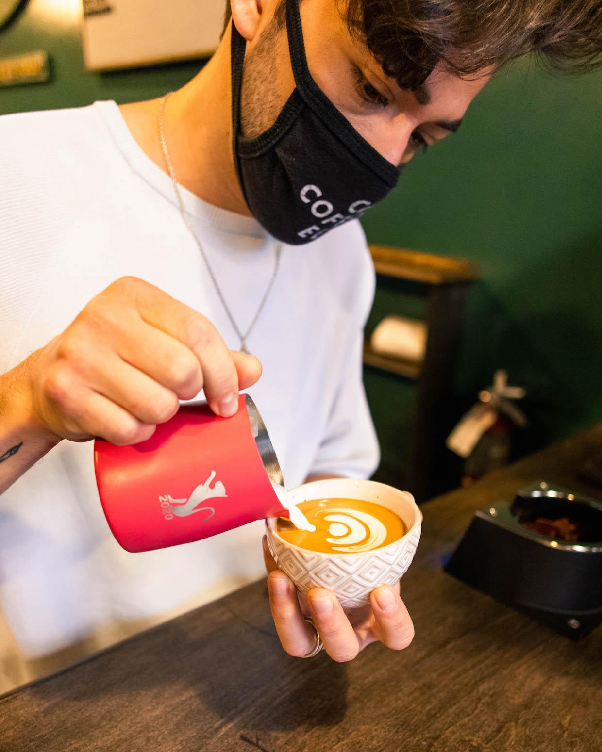 Jacob Alejandro Coffee Troy NY 2