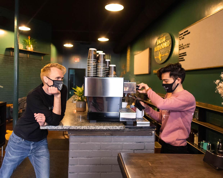 Jacob Alejandro Coffee Troy NY 4