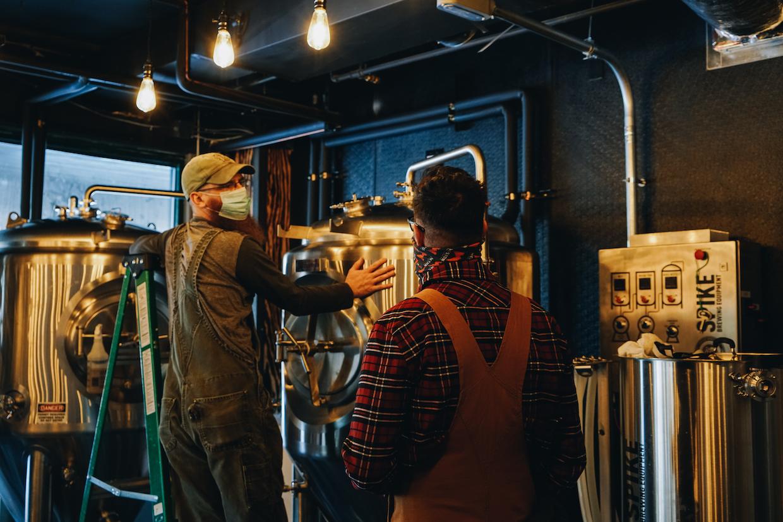 Steep brewery Keystone