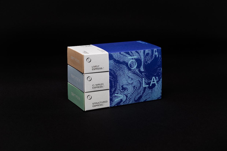 Voila Labs espress capsules 3
