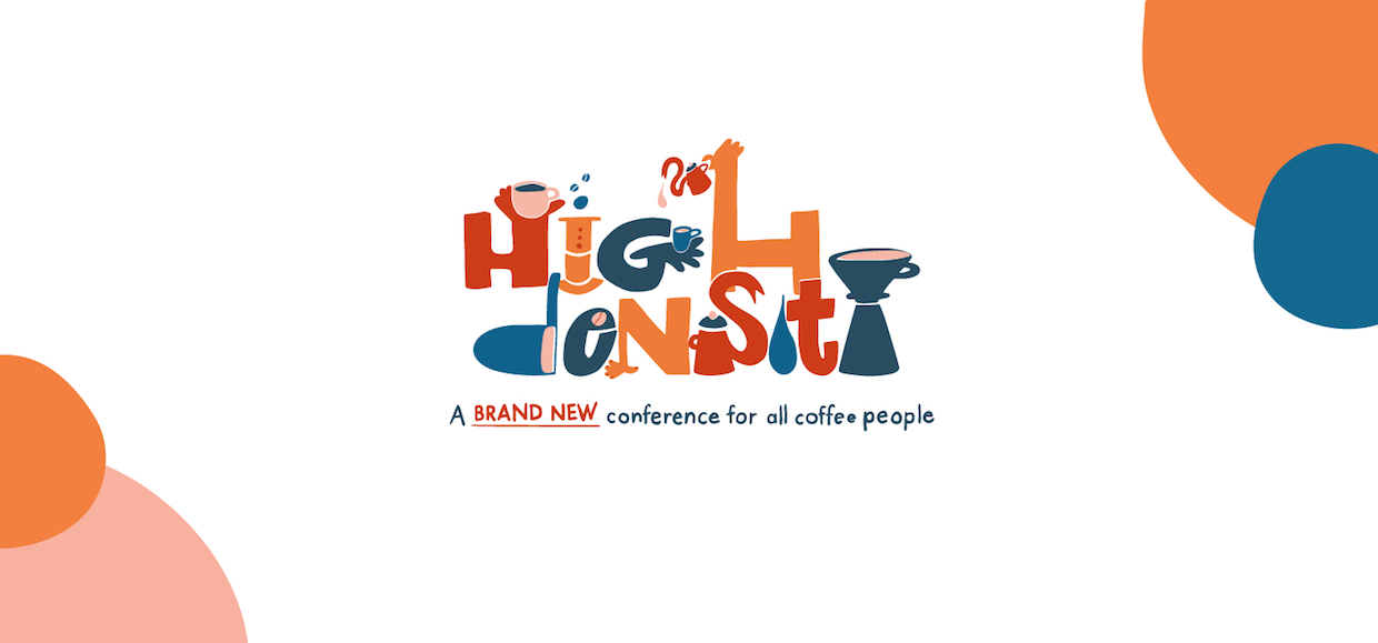 High Density coffee conference