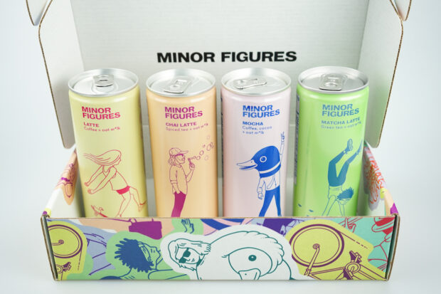 Minor Figures cans 1