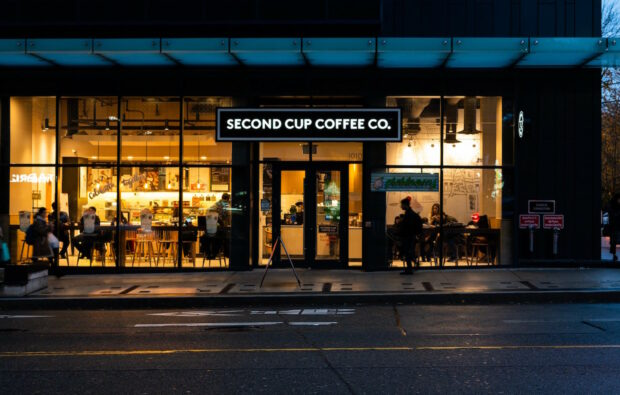 Second Cup Coffee Canada