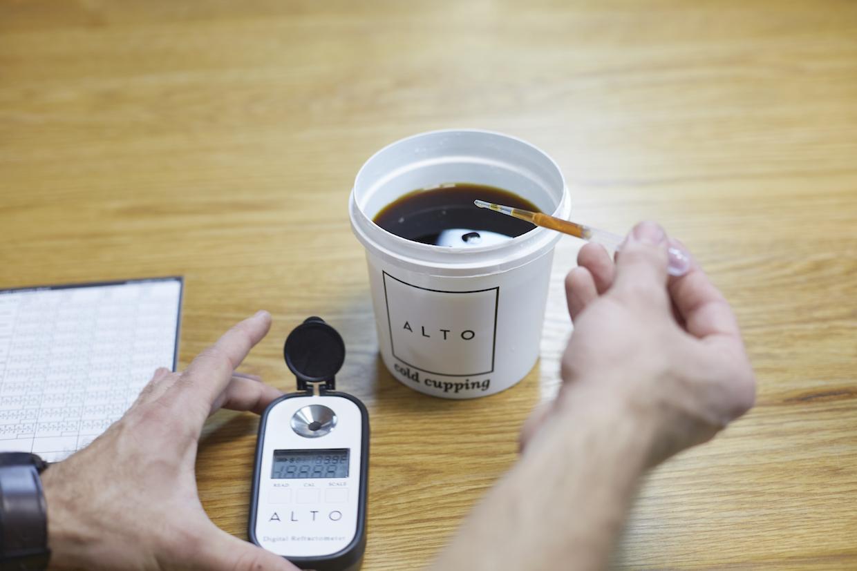 coffee TDS