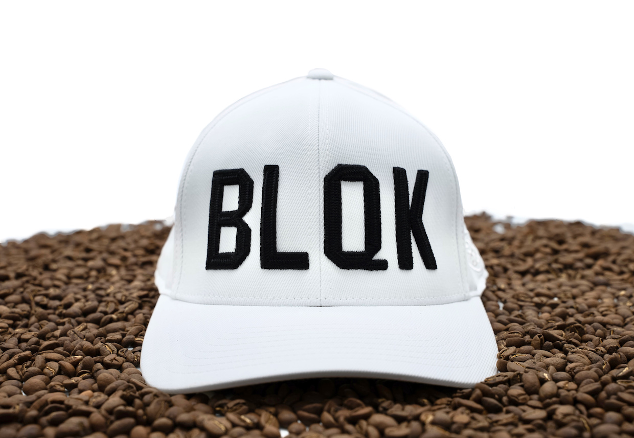 BLQK Coffee hat