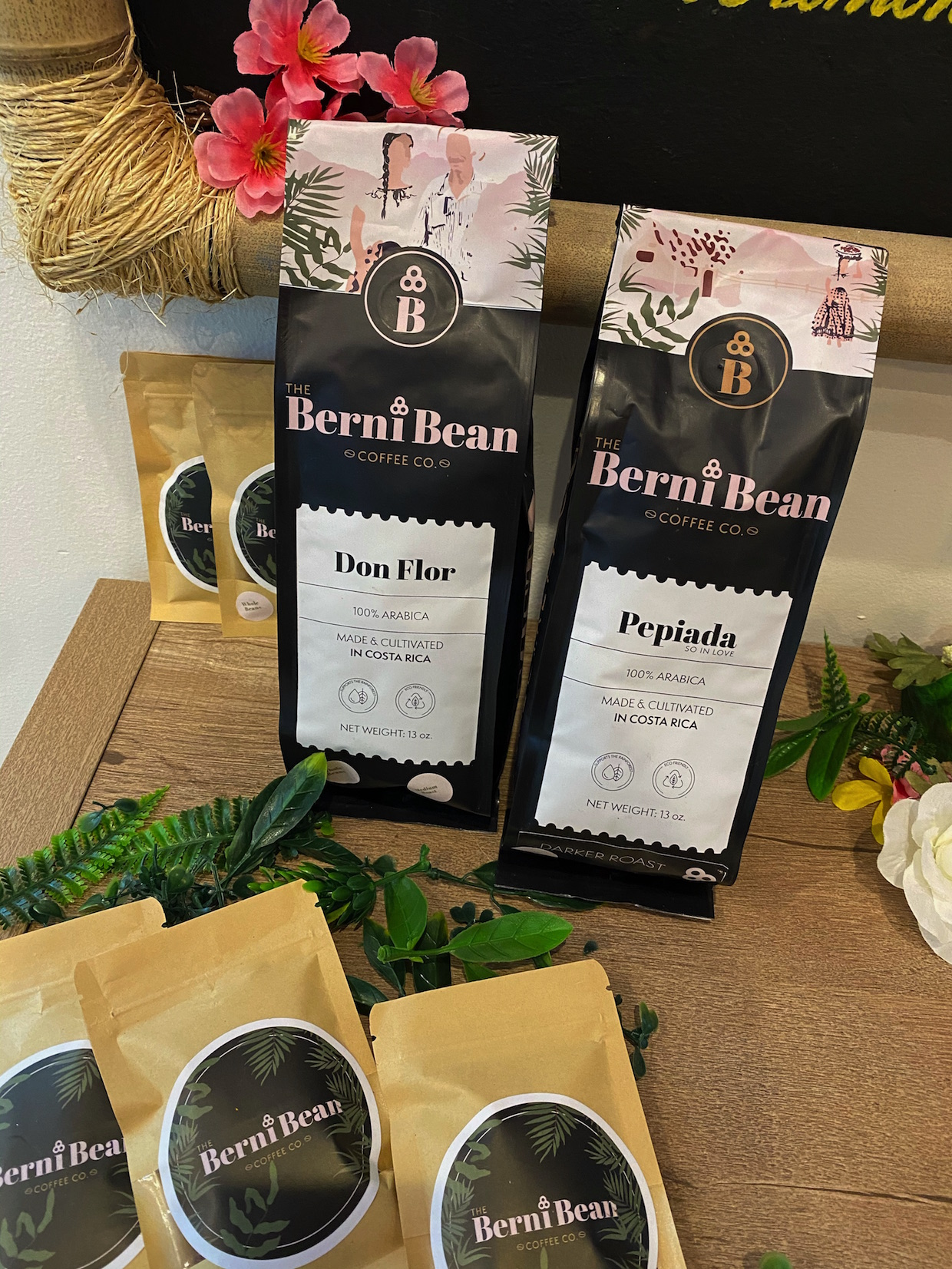 Berni Bean Dallas coffee
