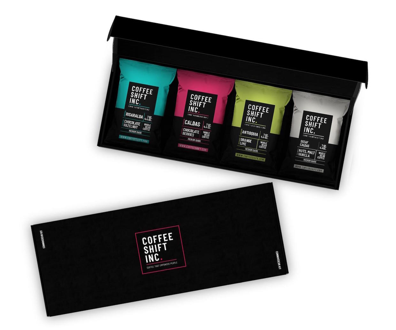 CoffeeShift box