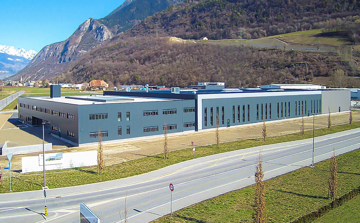 Eversys Sierre
