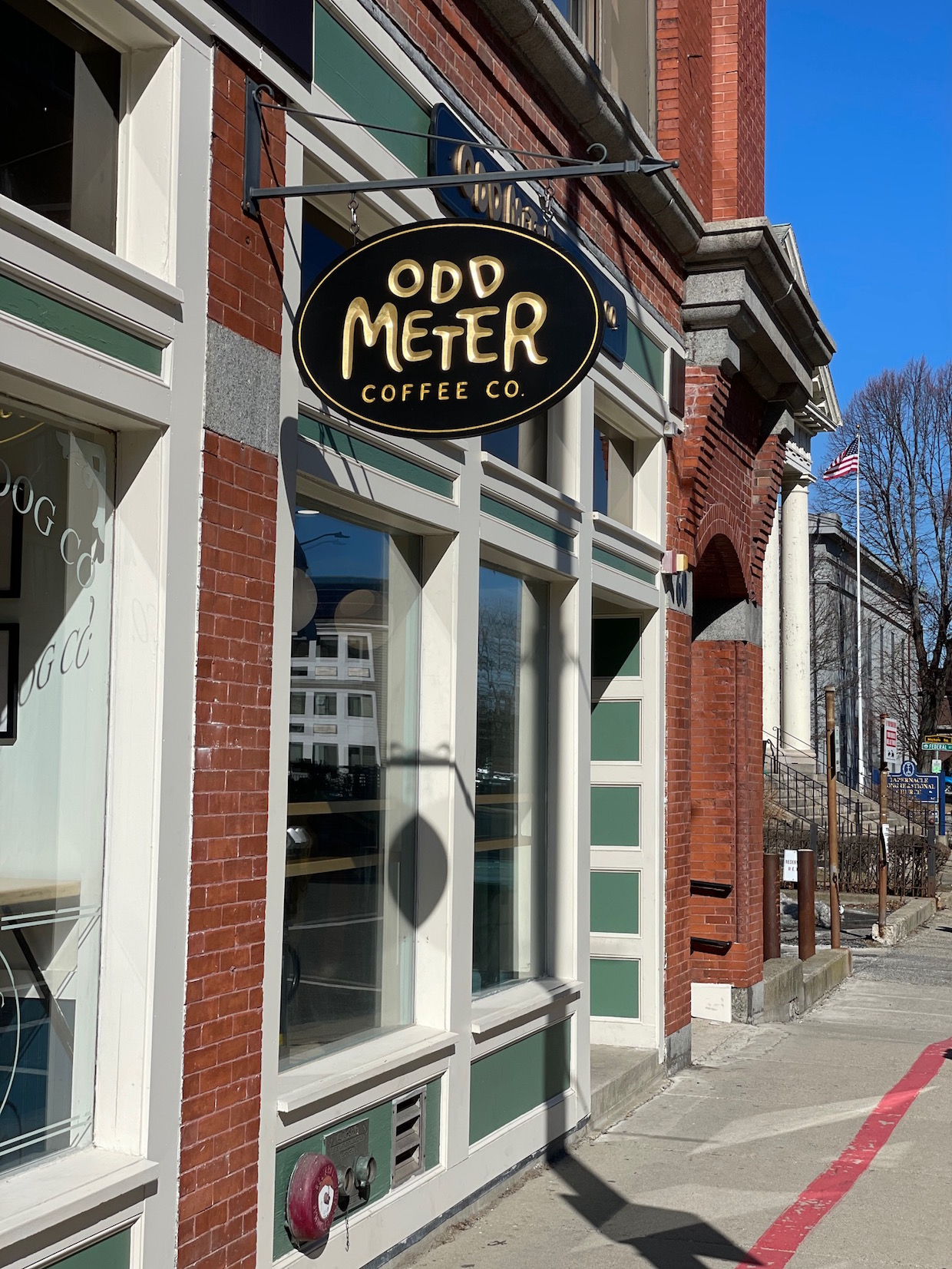 Odd Meter Coffee Salem 3