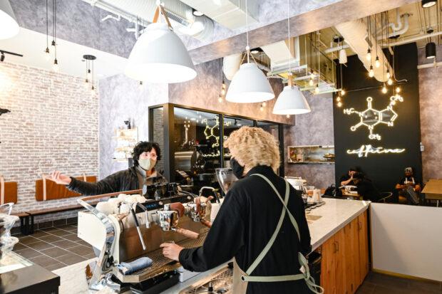 baristas customers