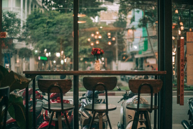 Pexels coffee shop photo