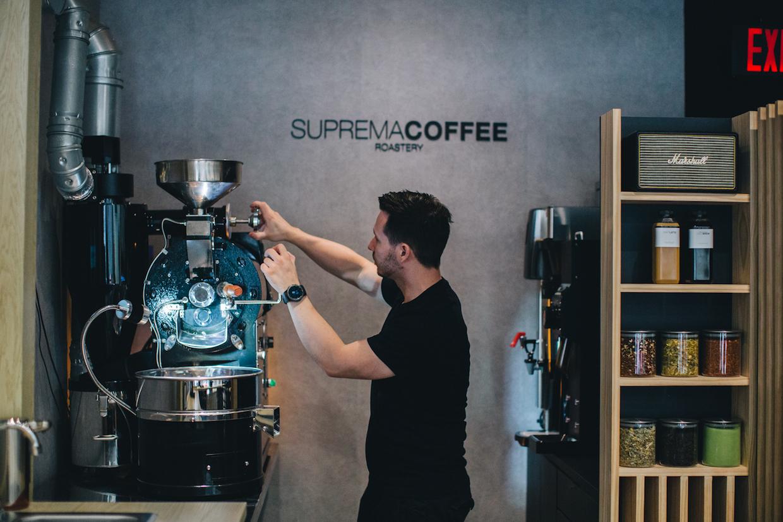 Suprema Coffee Philadelphia 1
