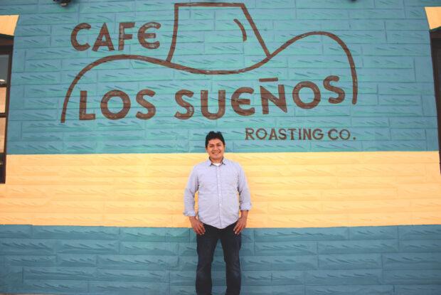 Cafe los suenos Carlos Payes