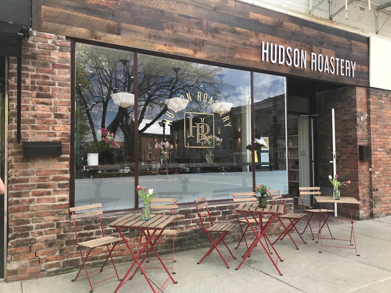 hudson roastery cafe