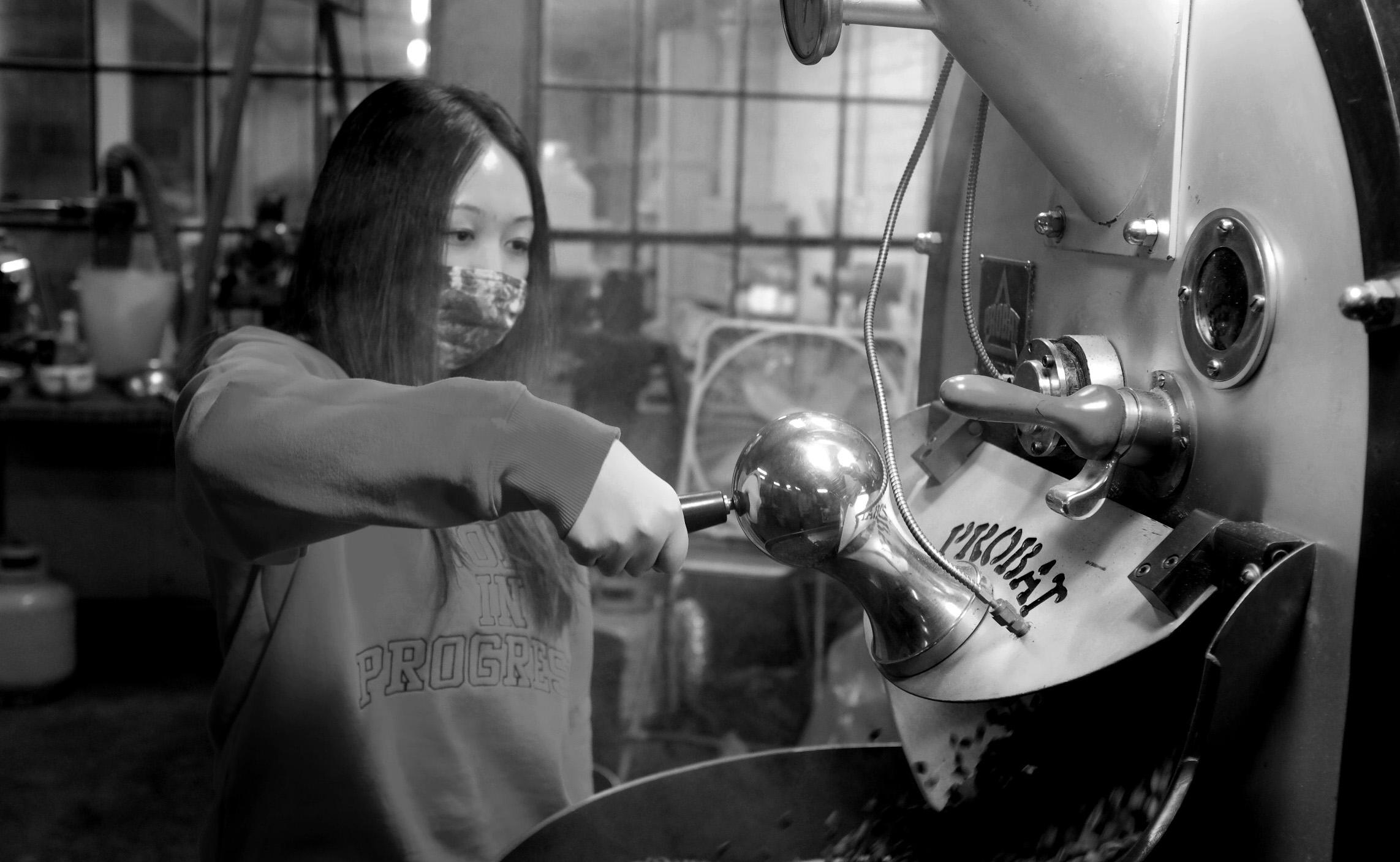 波特蘭 Cà Phê 烘焙機