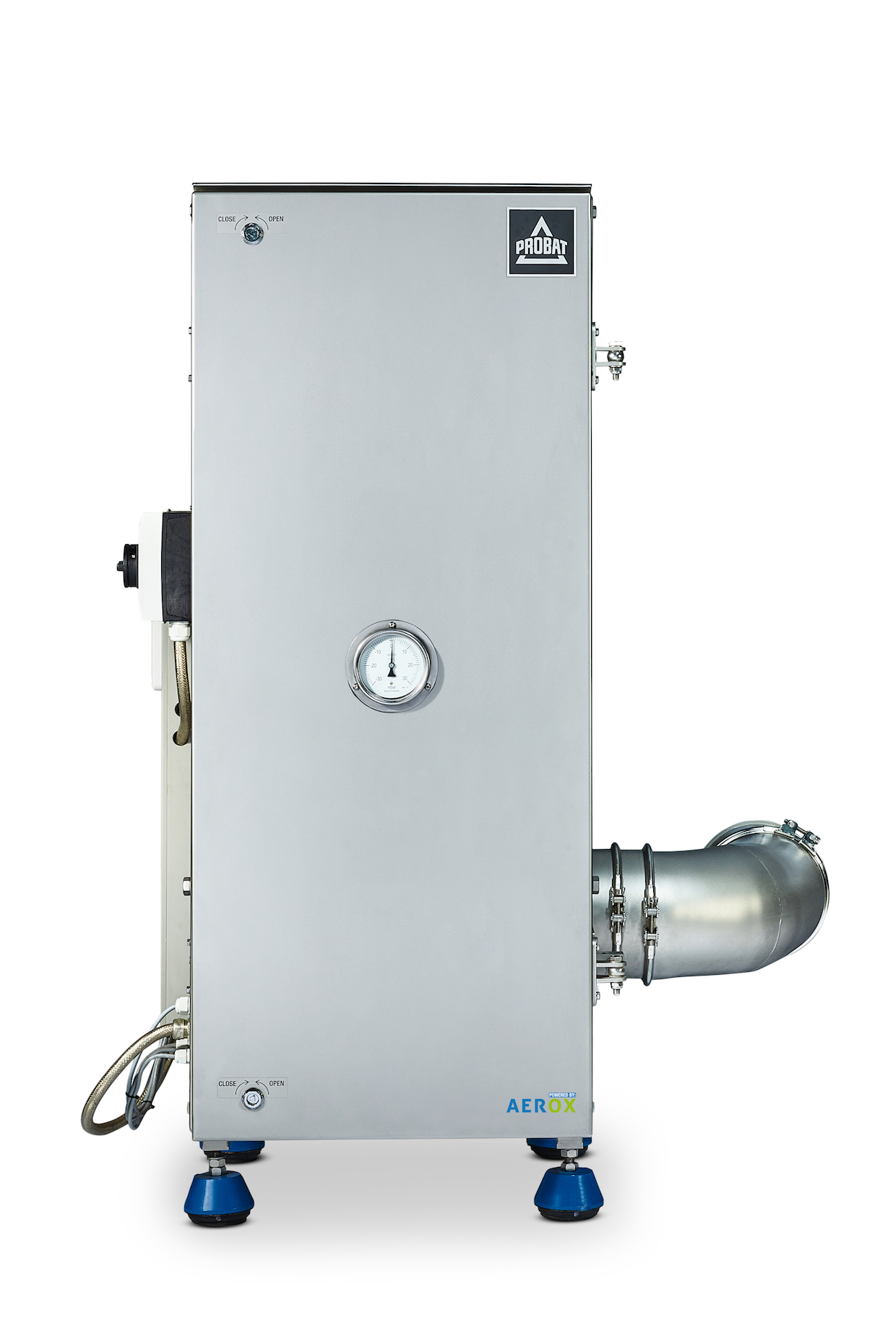 Proair cold plasma injector