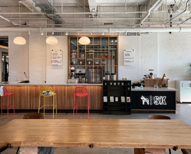SK Coffee Saint Paul bar