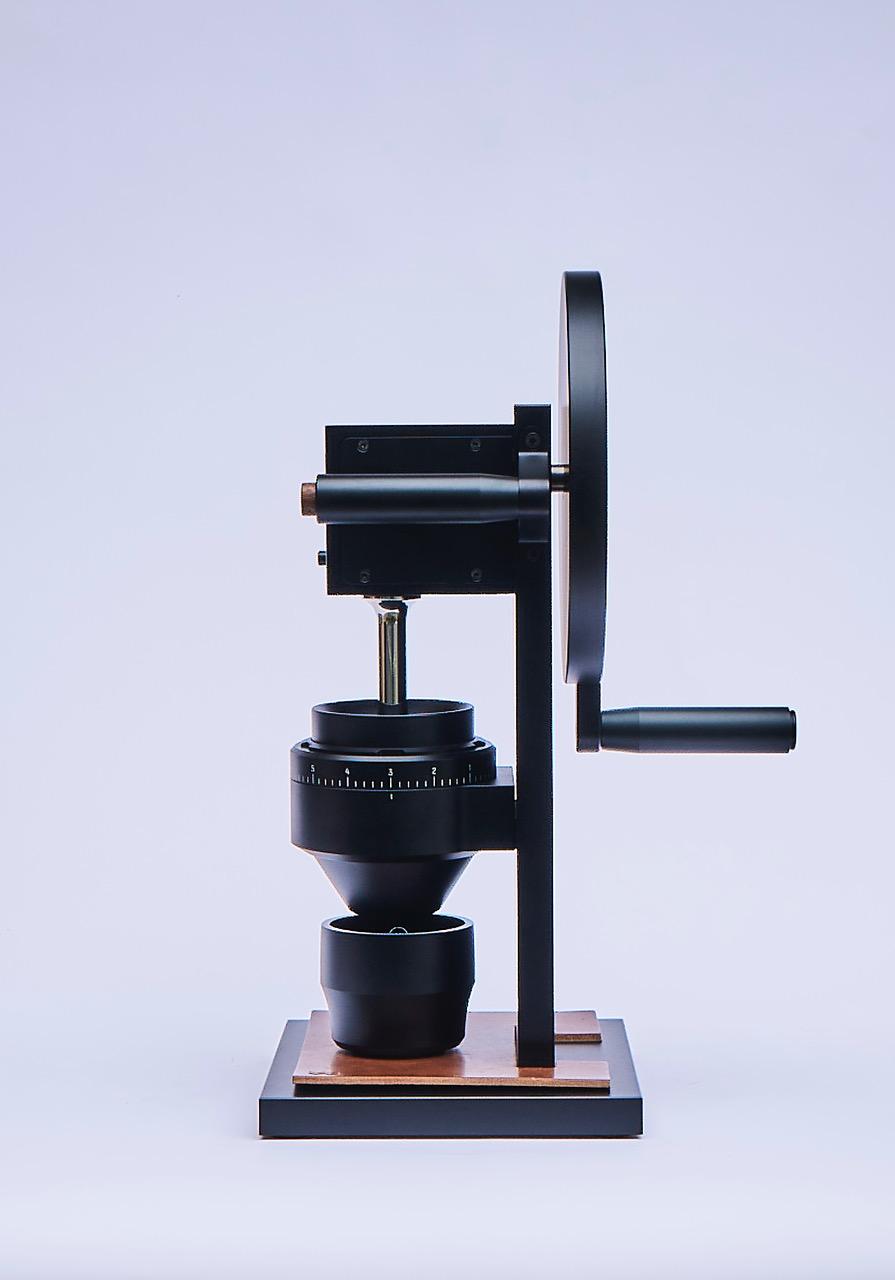 Weber HG-2 grinder 1