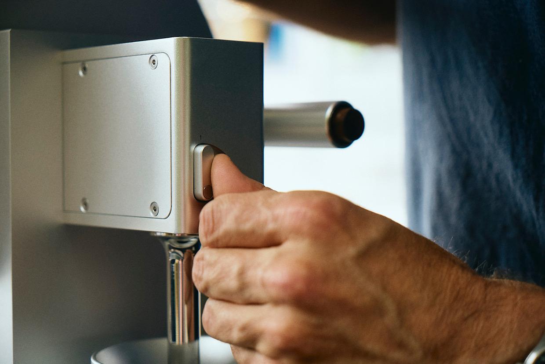 Weber HG-2 grinder gear