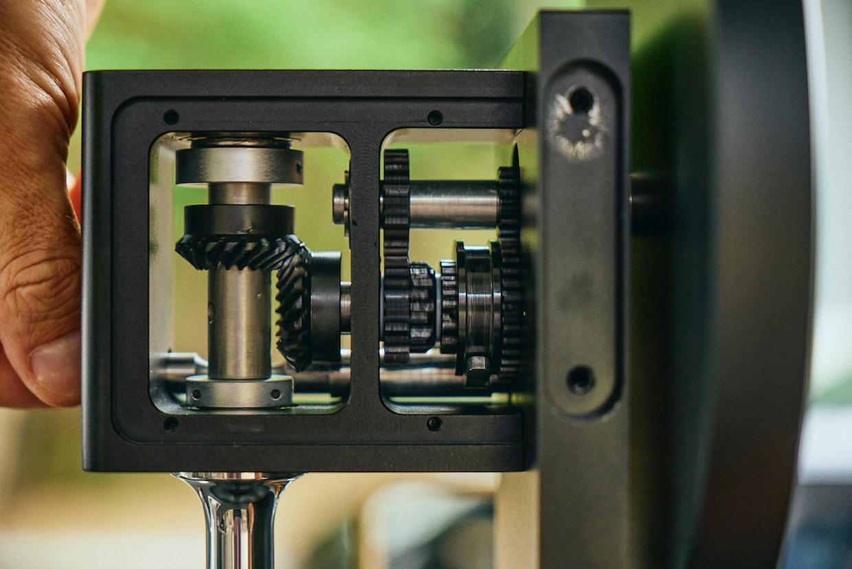 Weber HG-2 grinder gearbox