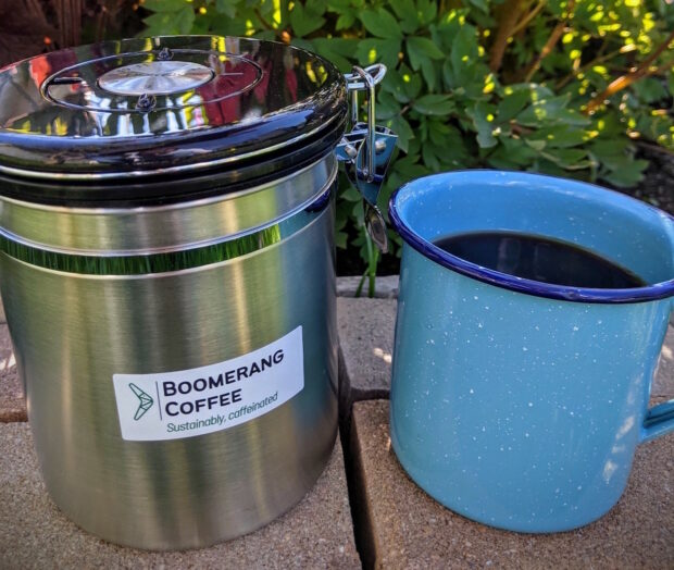 Boomerang-Canister