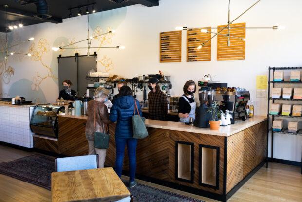 Broad Porch Coffee Virginia Luray