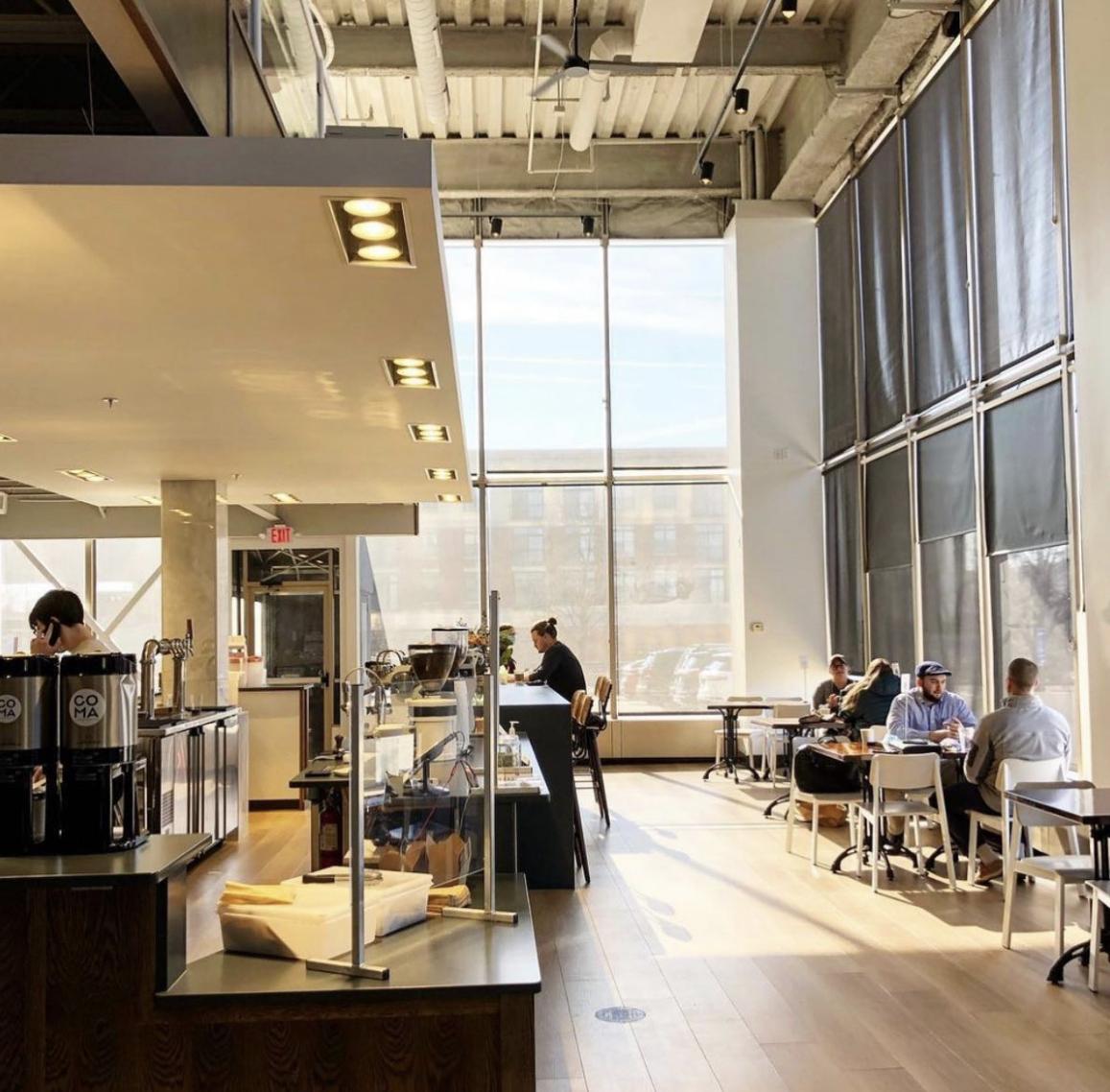 Coma Coffee bar