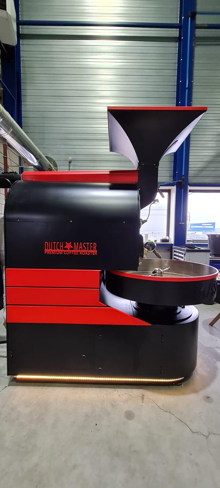 Dutch Master Roasters profile