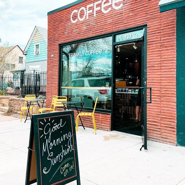 Frankly Coffee Colorado Springs 2