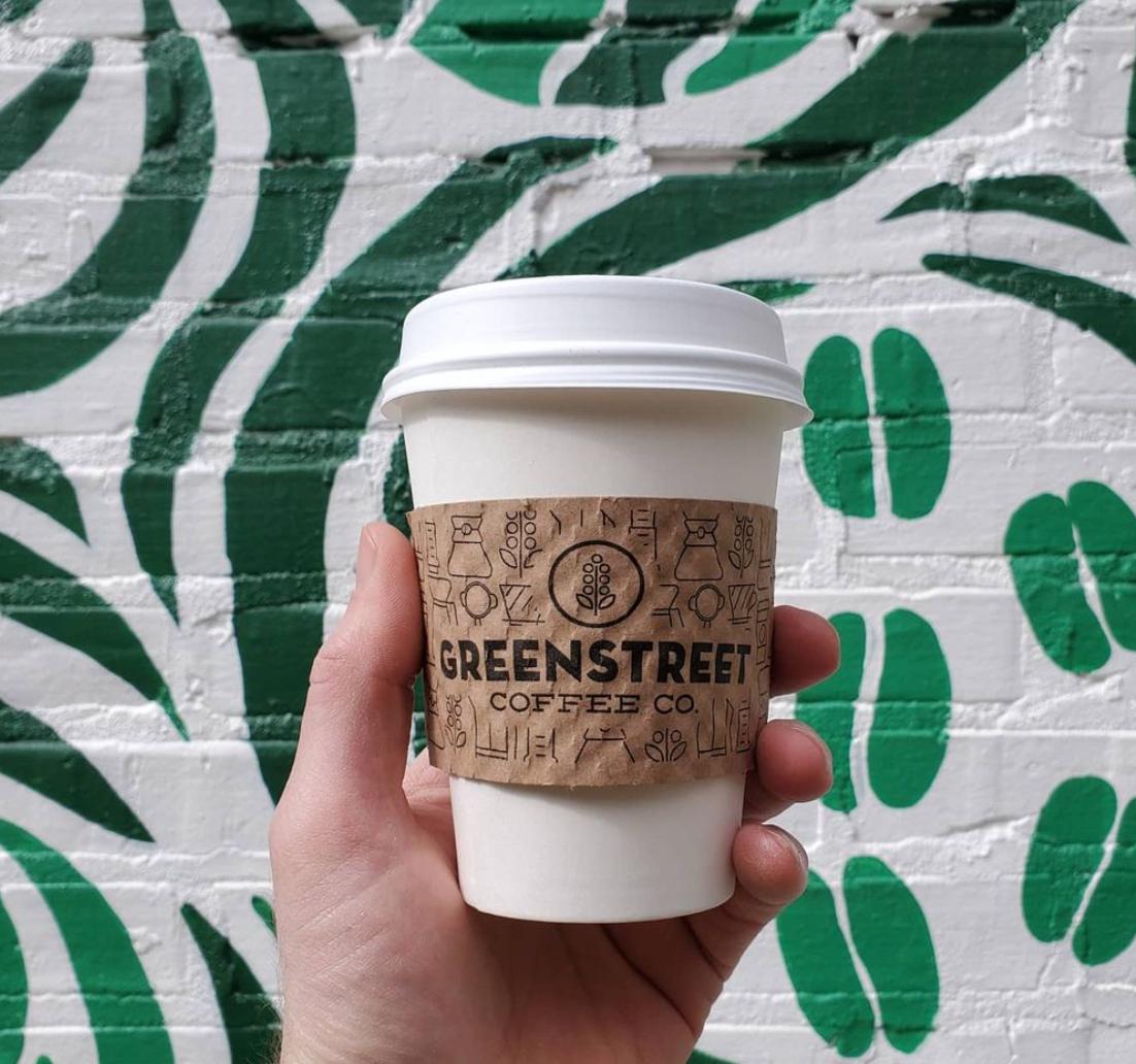 Greenstreet Roastery Mural