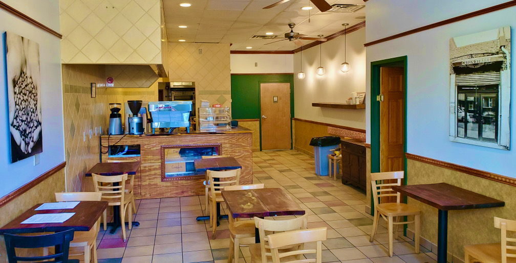 Greenstreet West Philly Coffee Bar