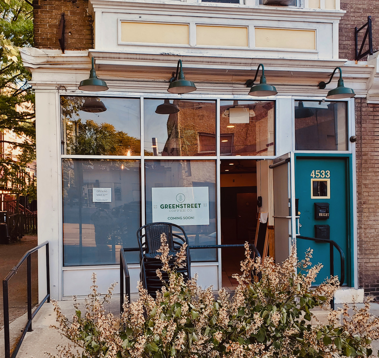 Greenstreet West Philly Storefront