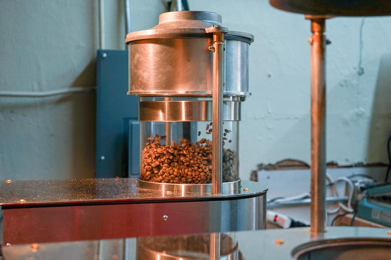 腹地咖啡烘焙機