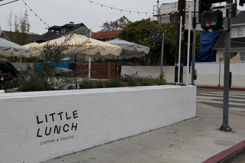 Little Lunch Coffee Venice LA 2