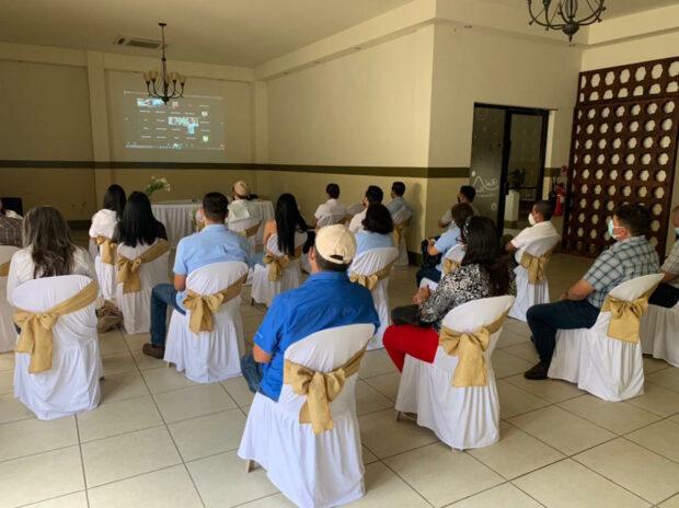 Nicaragua Awards Ceremony