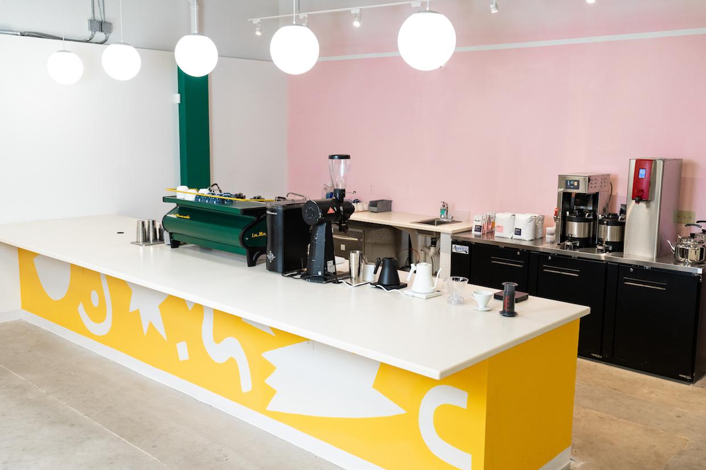 Valor Coffee headquarters