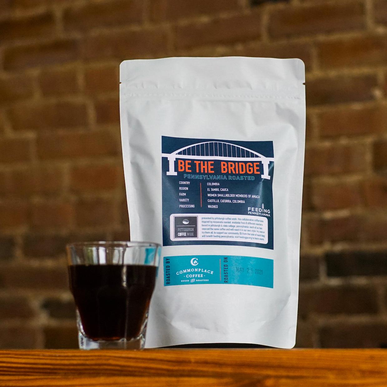 Be The Bridge Coffee 2