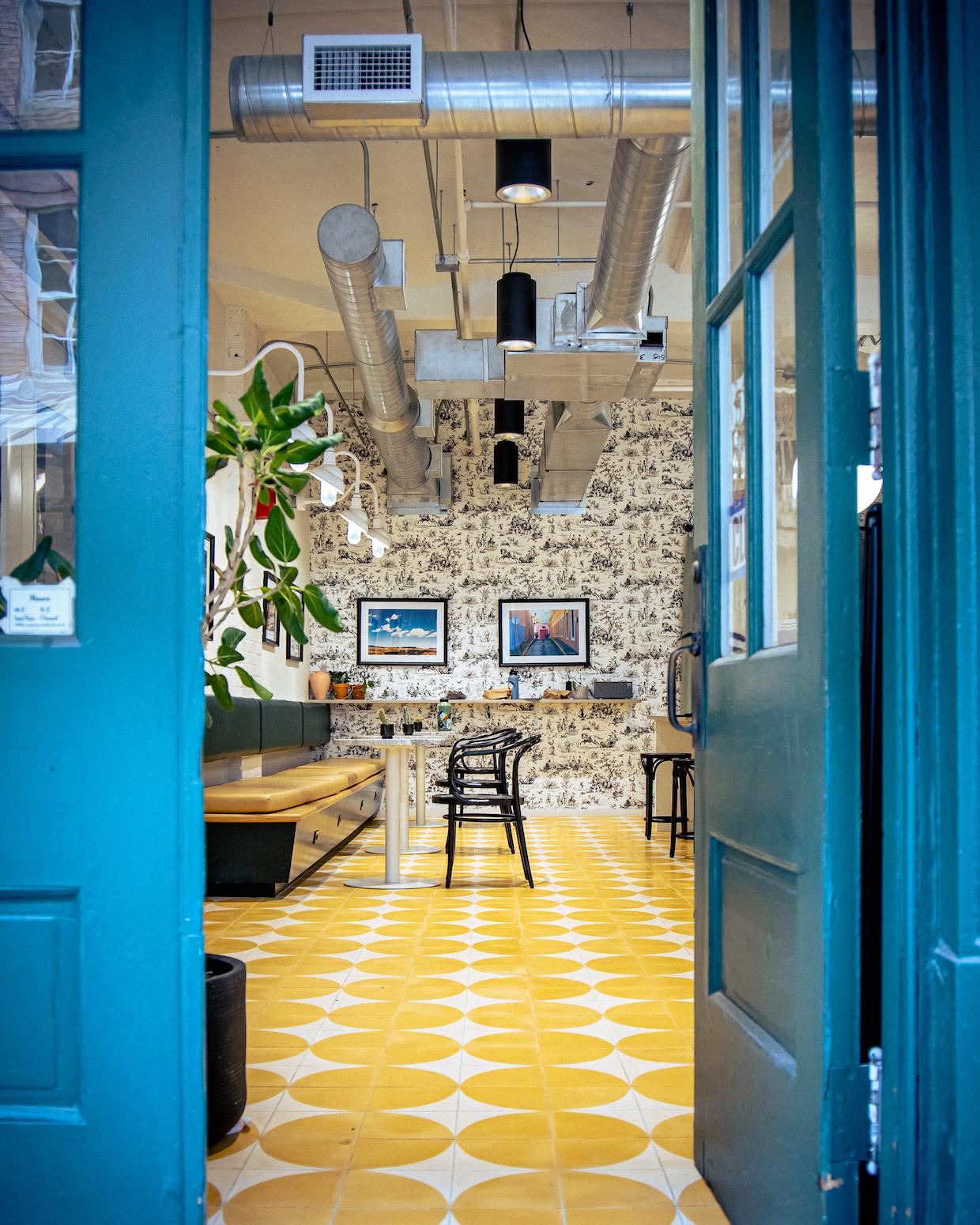 De Fer Coffee Pittsburgh Highline 1
