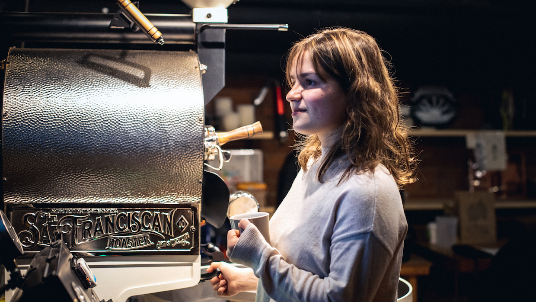 De Fer Coffee Pittsburgh roastery