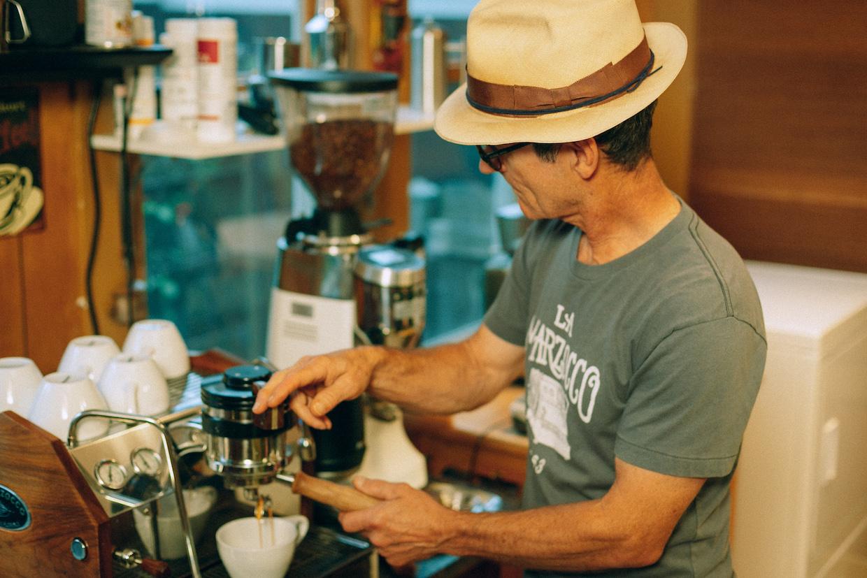 Fathers coffee Lafayette