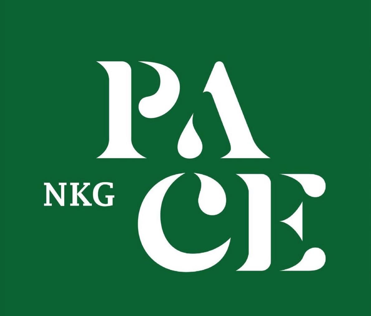 Logotipo de NKG PACE