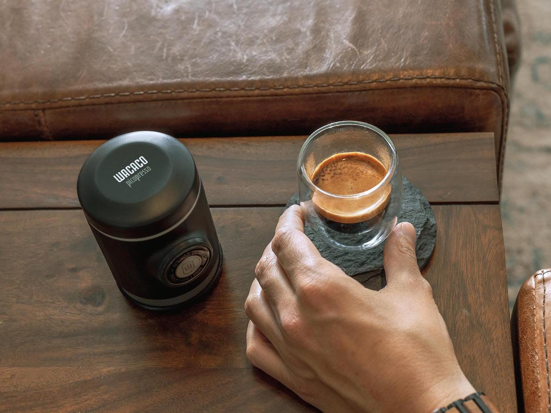 Picopresso espresso
