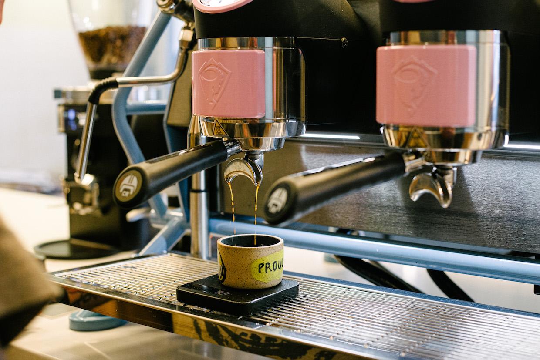 Espresso de Cincinnati Proud Hound