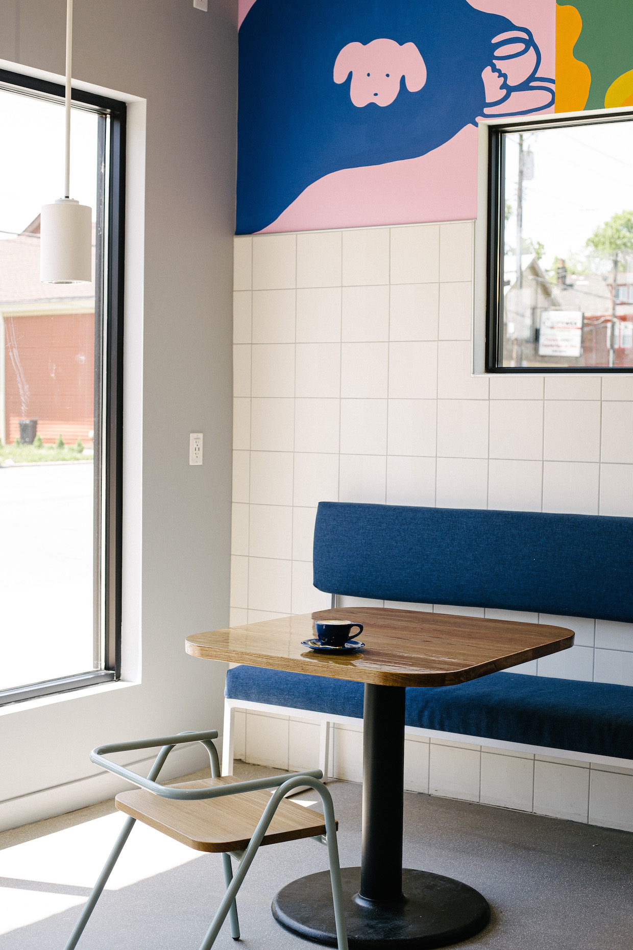 asientos de cafe
