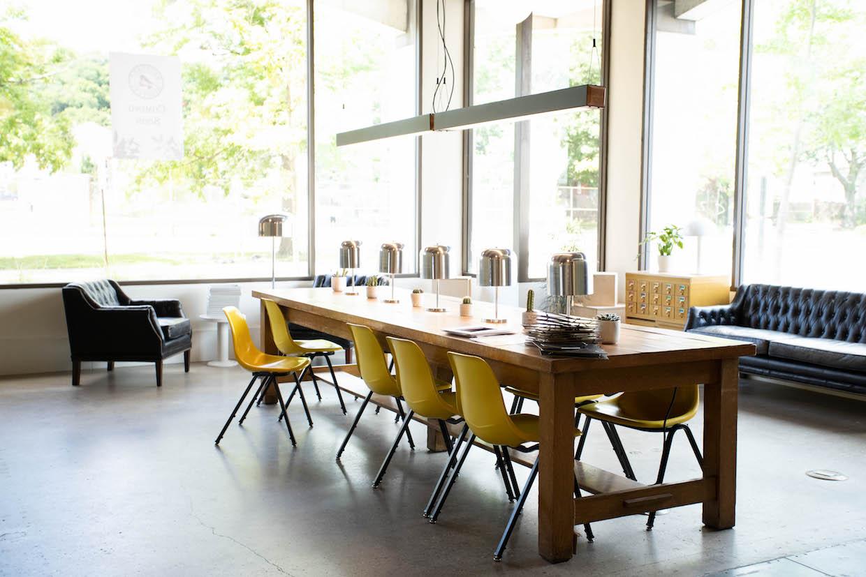 咖啡廳座位
