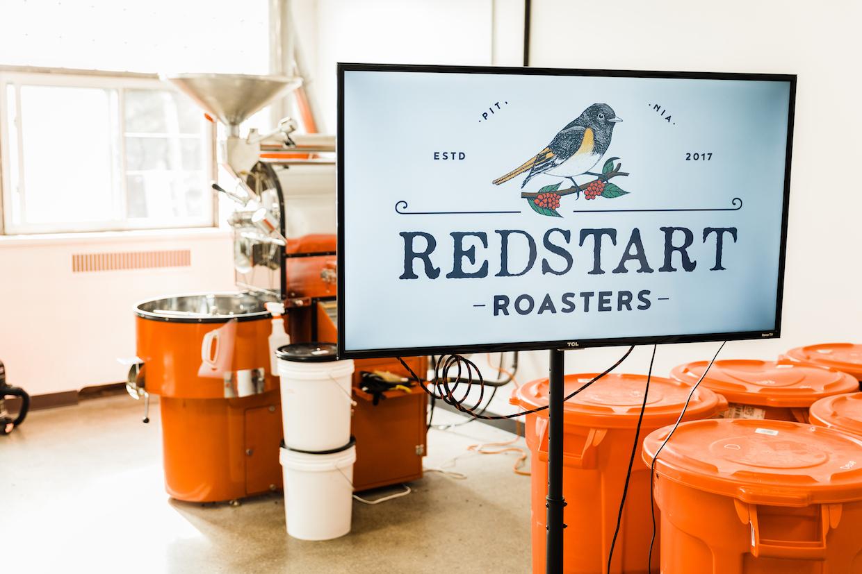Redstart 烘焙機