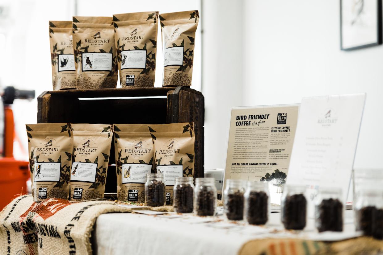Redstart coffee bags