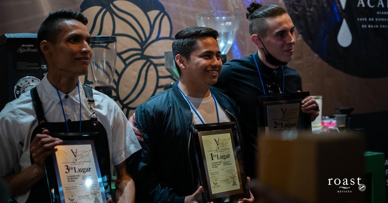 competencia de baristas en Baja 1