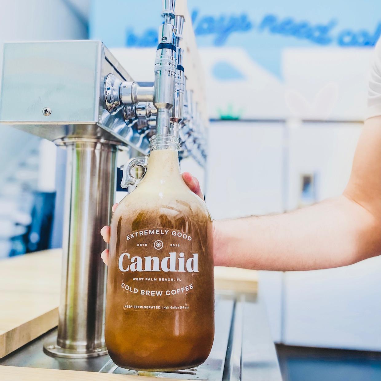 Candid Coffee Cold Brew Palm Beach 2
